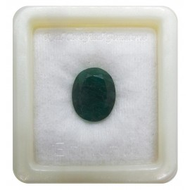 Emerald Panna Gemstone Fine 9+ 5.55ct